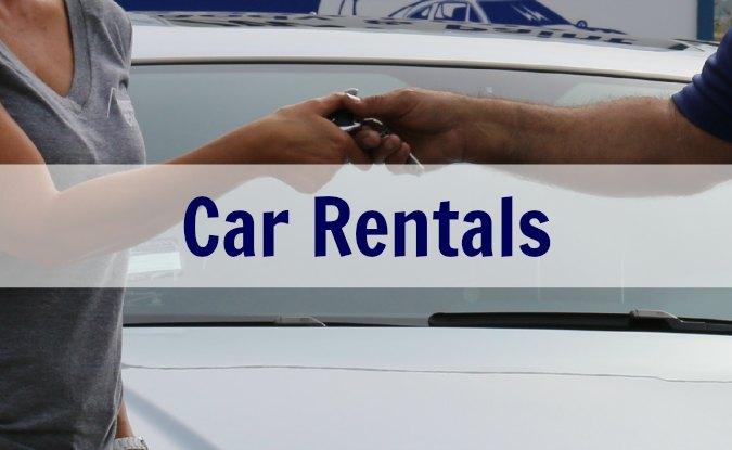 car rentals athans auto
