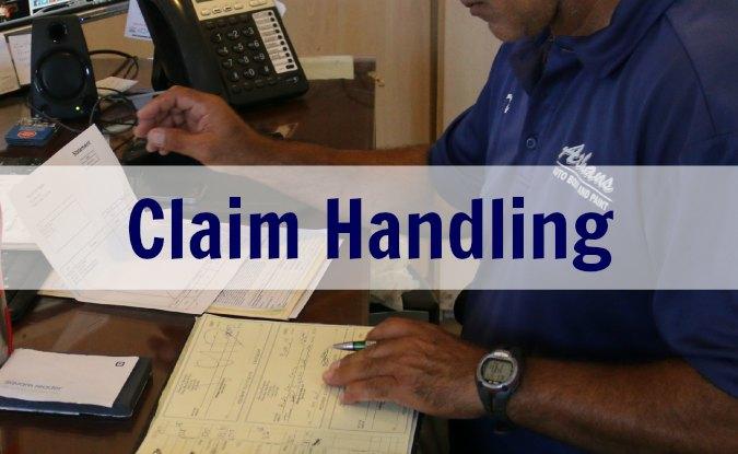 claim handling athans icon